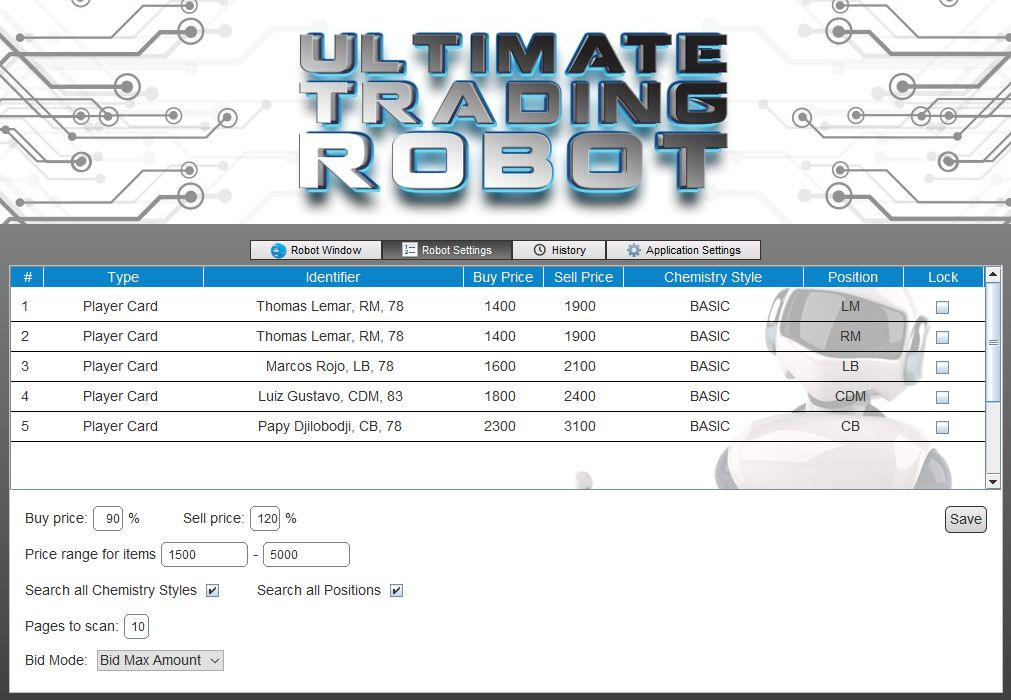 Fifa19 Ultimate Trading Robot Review-Fifa19 Ultimate Trading Robot Download